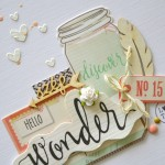 crate paper wonder die cut