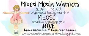 MMW baner wyzwania 7 LOVE