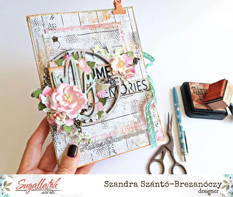 My Time! My Memories! My Scrap Book!