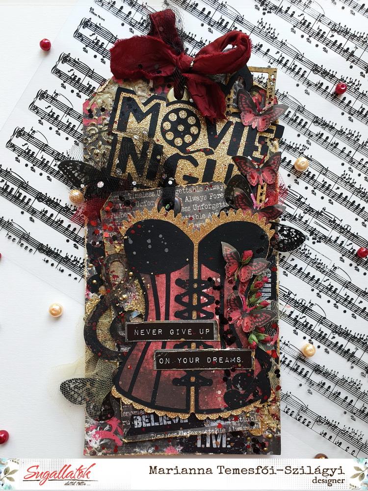 Mozi, zene, csillogás: Díva
